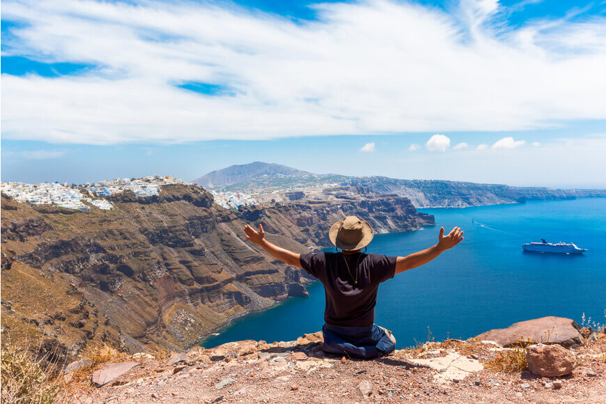 Best 2019 Santorini Tours and Must-Do Experiences - Full Day Island Exploration Bus Tour - Kamari Tours Excursions