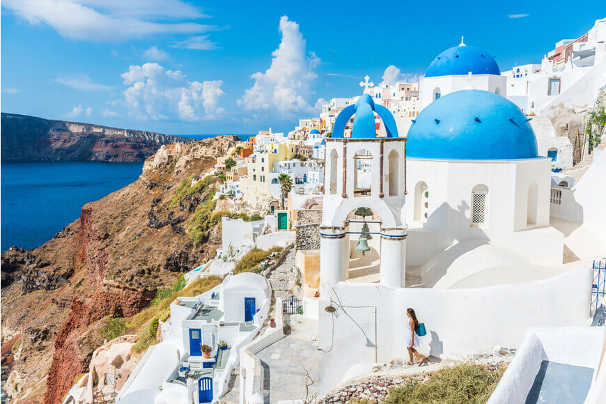 Best 2019 Santorini Tours and Must-Do Experiences - Full Santorini Traditional Villages and Sunset Tour - Kamari Tours Excursions