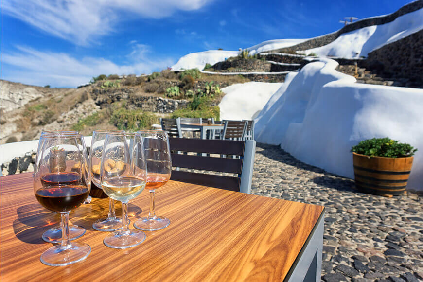 Best 2019 Santorini Tours and Must-Do Experiences - Wine Tour - Kamari Tours Excursions