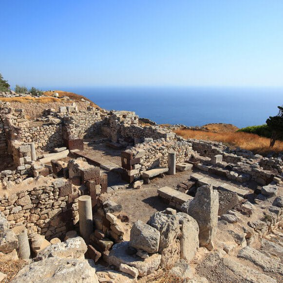 Ancient Thera - Kamari Tours Excursions