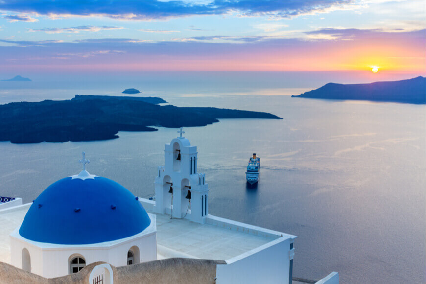 Caldera-Sunset-Kamari-Tours-Excursions