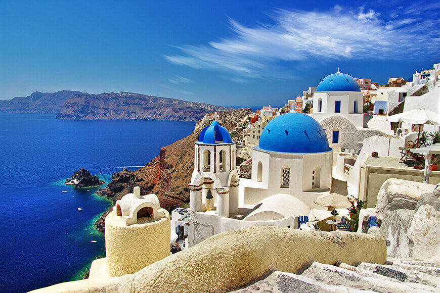 Oia - Attractions - Kamari Tours Excursions