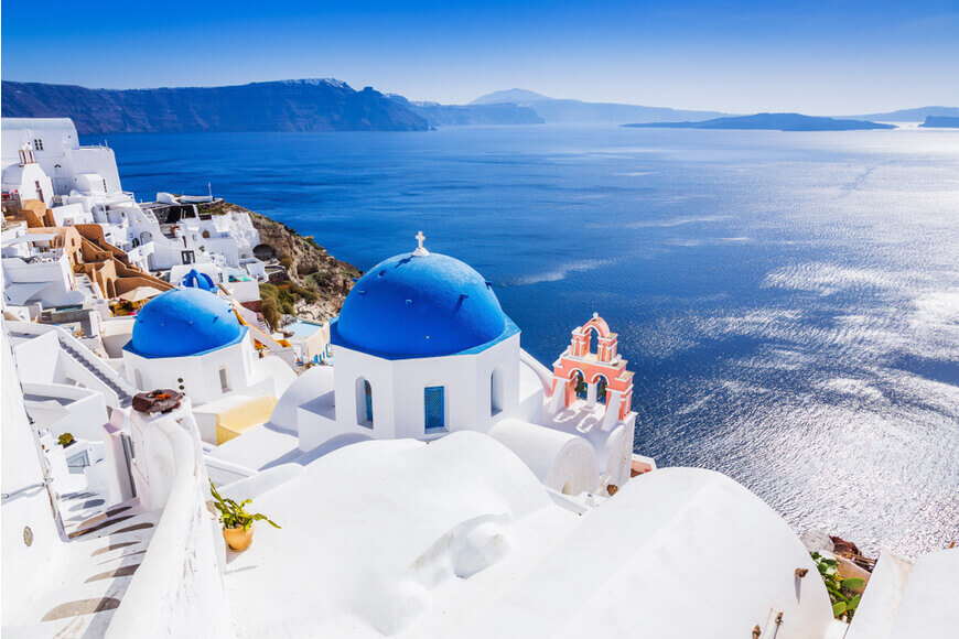 Oia - Kamari Tours Excursions