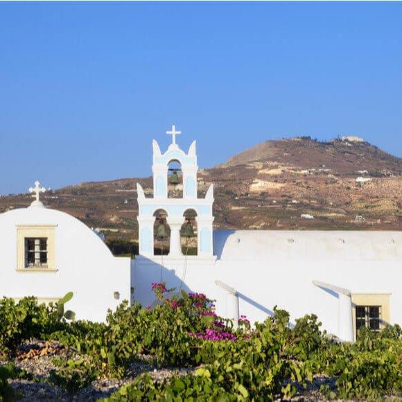 Santorini Wineries - Kamari Tours Excursions
