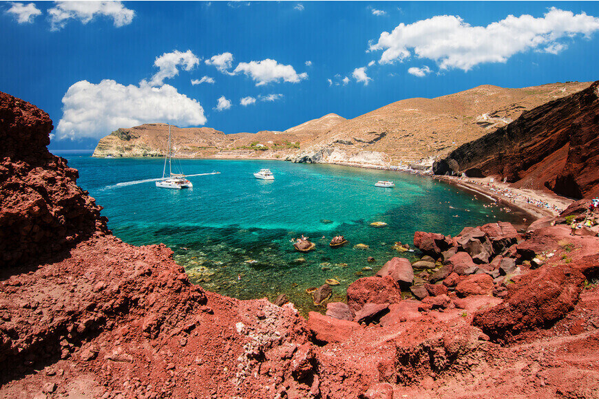 red-beach-kamari-tours-excursions
